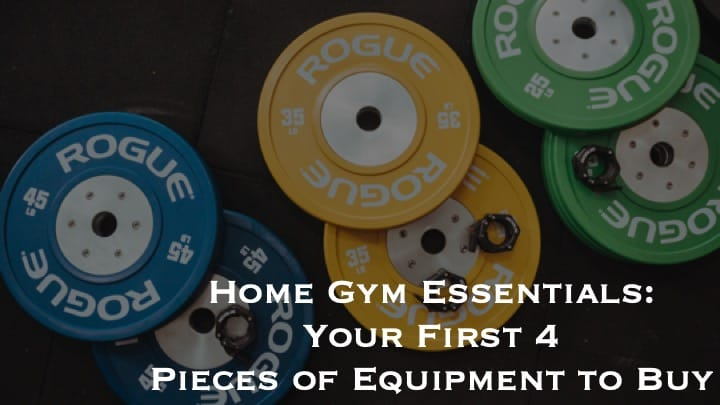 Home Gym Essentials: 4 Must-Have's - Home Gym Life